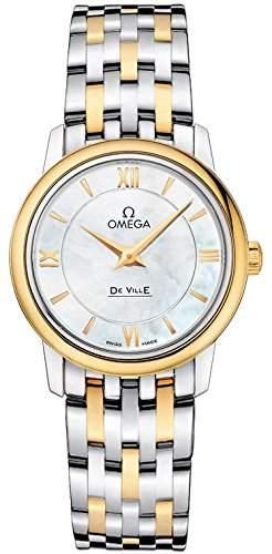 Omega De Ville Prestige Quartz 42420276005001