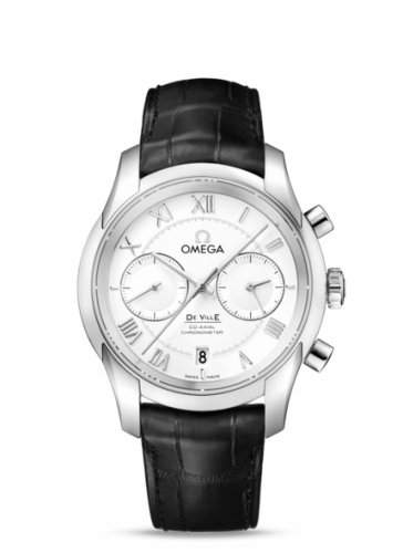 Omega De Ville Co-Axial Chronograph 43113425102001