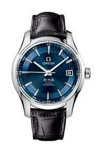 Omega De Ville Hour Vision Blue 43133412103001