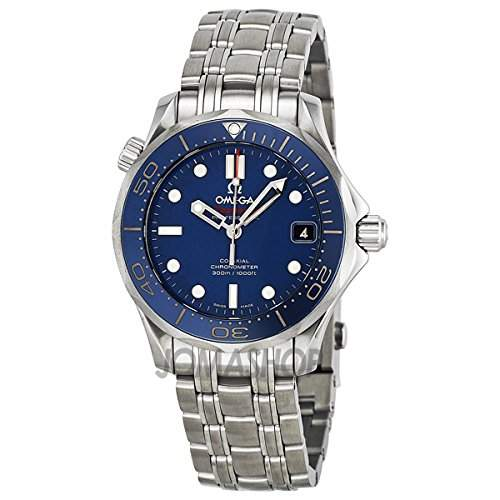 Omega Omega Seamaster Chronometer Mens Watch 21230362003001