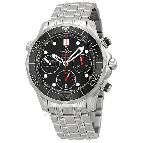 Omega OMega SeaMaster Taucher 300 M Co-Axial Chronograph 41,5 MM Mens Watch 21230425001001