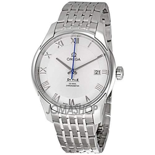 Omega Omega DeVille Co-Axial Edelstahl Stahl Mens Watch 43110412102001