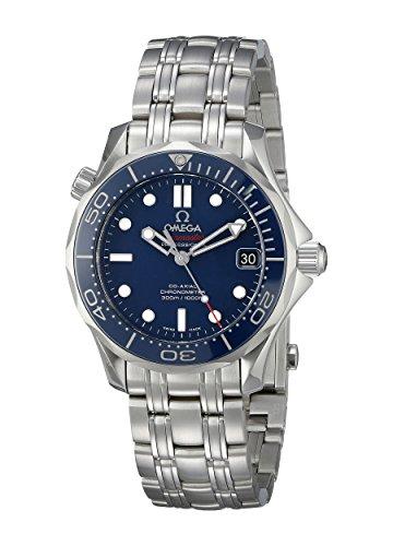 OMEGA 212 30 36 20 03 001 Uhr Edelstahl Armband