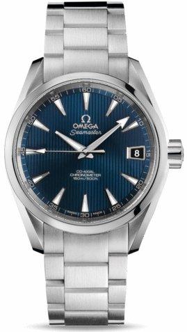 OMEGA 231 10 39 21 03 001 Armbanduhr Armband in Edelstahl