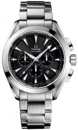 OMEGA 231 10 44 50 01 001 Armbanduhr Armband in Edelstahl