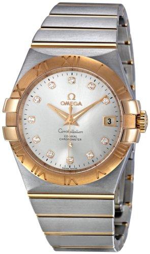 Omega Constellation Chronometer 35 mm 123 20 35 20 52 001