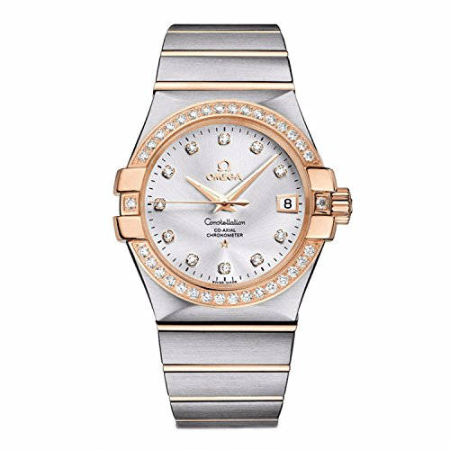 Omega Constellation Chronometer 35 mm 123 25 35 20 52 001