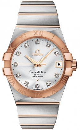 Omega Constellation Chronometer 38 mm 123 20 38 21 52 001