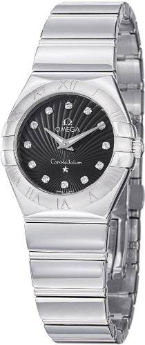 Omega Constellation Polished Quartz 123 10 27 60 51 002