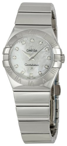 Omega Constellation Polished Quartz 123 10 27 60 55 002