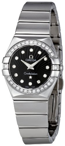 Omega Constellation Polished Quartz 123 15 24 60 51 002
