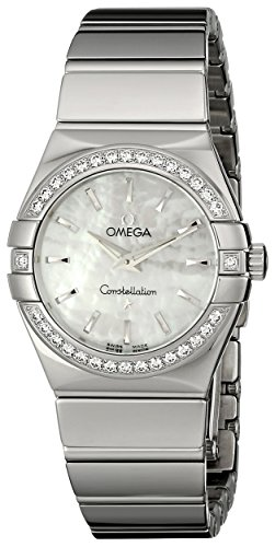 Omega Constellation Polished Quartz 123 15 27 60 05 002