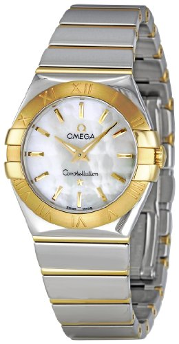 Omega Constellation Polished Quartz 123 20 27 60 05 004