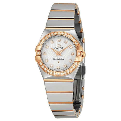Omega Constellation Polished Quartz 123 25 24 60 55 006