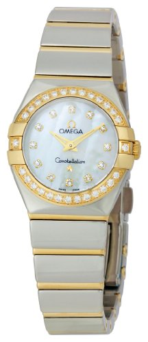 Omega Constellation Polished Quartz 123 25 24 60 55 007