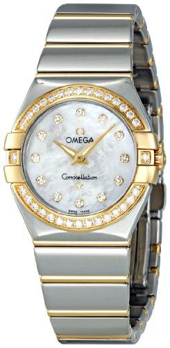 Omega Constellation Polished Quartz 123 25 27 60 55 007