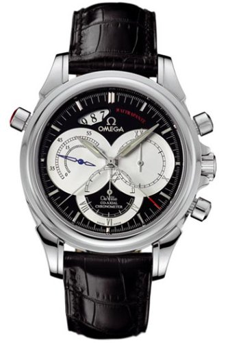 Omega DeVille Co Axial Rattrapante 4847 50 31