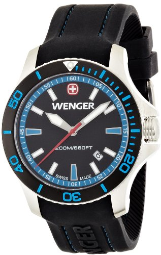 WERGER Seaforce Schwarz Blau Silber One Size 7612752641047
