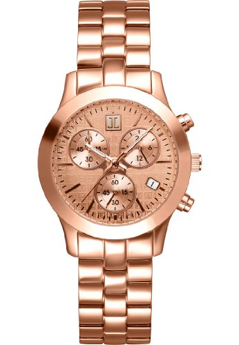 JETTE Time Pyramid Analog Quarz One Size rosa rosa
