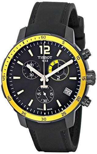 Armbanduhr Tissot Display Armband und Zifferblatt T0954493705700