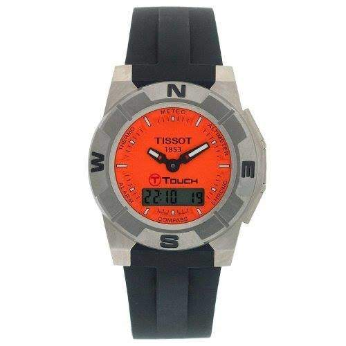 Tissot Herrenuhr T-Touch Collection T0015204728100