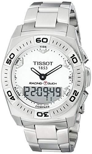 Tissot Herren-Armbanduhr Racing Touch Edelstahl T0025201103100