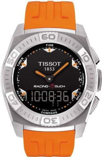 Tissot Herren-Armbanduhr Racing Touch Kautschuk T0025201705101