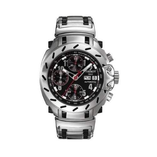 Tissot Herren-Armbanduhr T-RACE T0114141205200