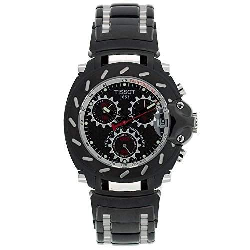 Tissot Herren-Armbanduhr Chronograph Quarz Edelstahl T0114172220100