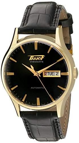 Tissot Herren-Armbanduhr VISODATE T0194303605101