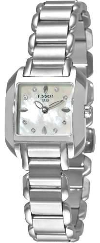 TISSOT Damenuhr T-WAVE T02128574