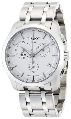 Tissot Herren-Uhren Quarz Chronograph T0354391103100