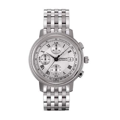 Tissot Herren-Armbanduhr BRIDGEPORT T0454271103300