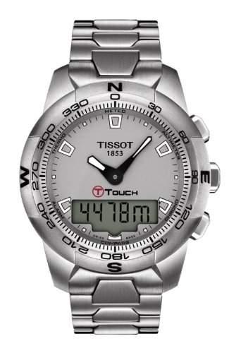 Tissot T0474201107100 Herren-Armbanduhr T-TOUCH