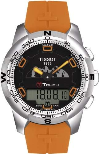 Tissot Special Collections T-Touch II Jungfraubahn T0474204705111