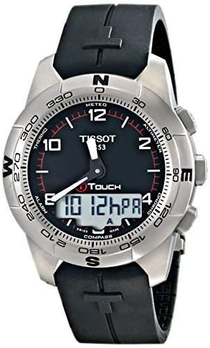 Tissot Herren-Armbanduhr T-Touch II Kautschuk T0474204705700