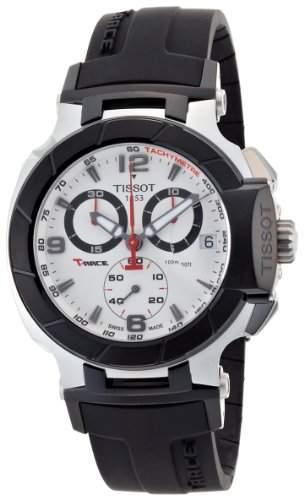 Tissot Herren-Armbanduhr T-RACE T0484172703700