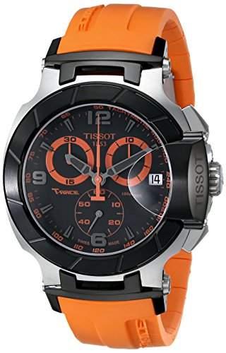 Tissot Herren-Armbanduhr T-RACE T0484172705704