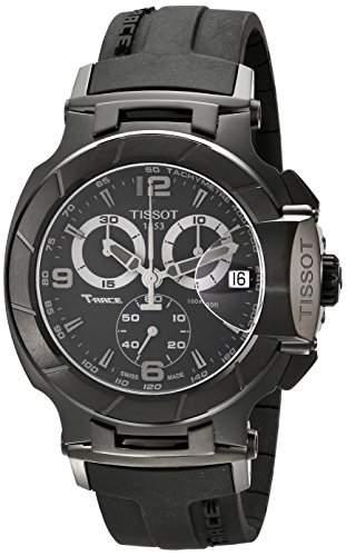 Tissot Herren-Uhren Quarz Chronograph T0484173705700