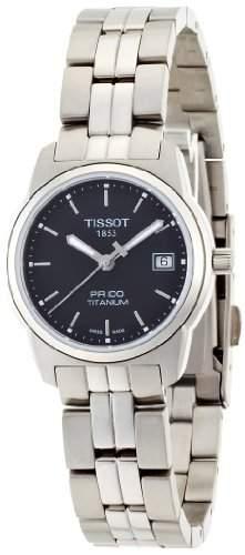 Tissot Damen-Uhren Quarz Analog T0493104405100