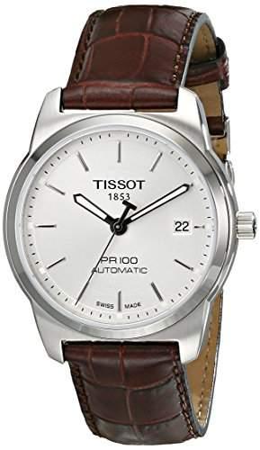 Tissot Herren-Armbanduhr PR100 Gent Automatik T0494071603100