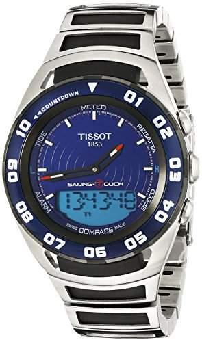 Tissot Herren-Uhren Quarz Analog T0564202104100