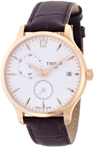 Tissot Mens Herren-Armbanduhr T0636393603700