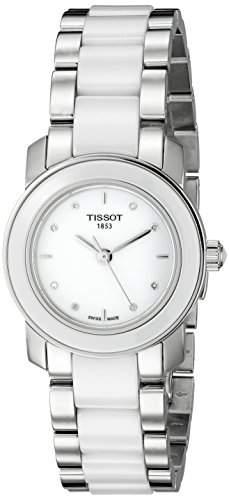 Tissot Damen-Uhren Quarz Analog T0642102201600