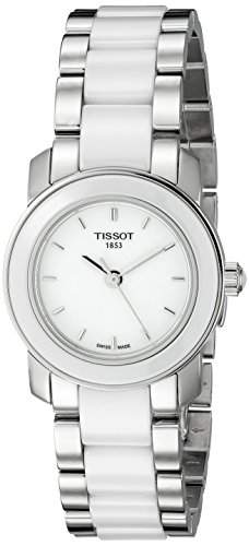 Tissot Damen-Uhren Quarz Analog T0642102201100
