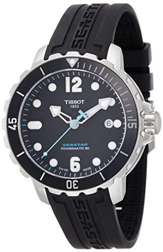 Tissot Herren-Armbanduhr Automatik Datum Analog T0664071705702
