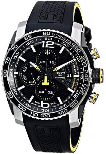 Tissot Herren-Armbanduhr Armband Kautschuk Automatik Analog T0794272705701