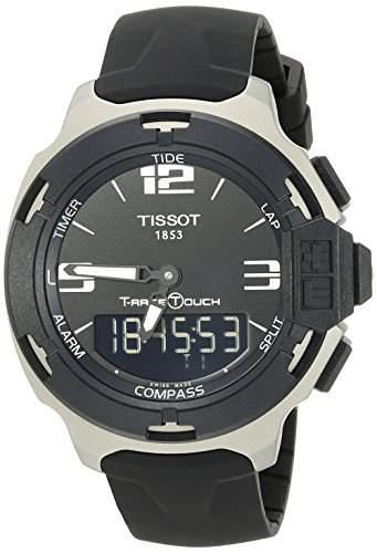 Tissot Herren-Armbanduhr Batterie Datum Analog T0814209705701