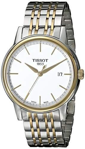 Tissot Herren-Armbanduhr Analog Quarz Edelstahl T0854102201100