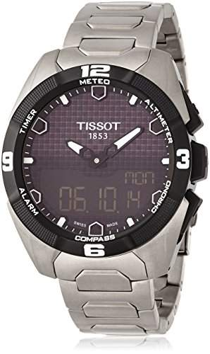 Tissot T-Touch Expert Solar Herrenuhr T0914204405100